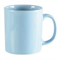 แก้วมัค 9 Oz. สีฟ้า